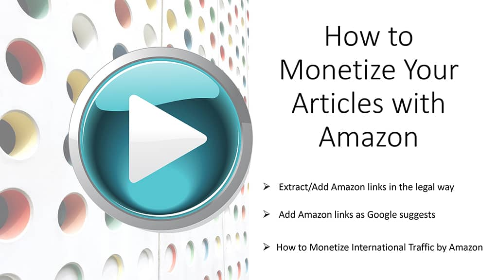 how to make money recommending amazon products